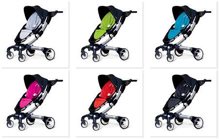 4moms Origami Stroller Review