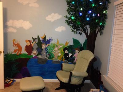 Peter Pan Neverland Theme Nursery