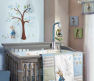 Peter Rabbit nursery room theme