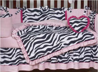 Pink And Black Nursery Ideas For Your Baby Girl S Room