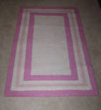 pink girls baby rectangle white pottery barn kids teen nursery area rug