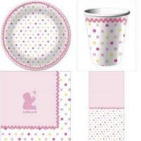 Polka Dot Baby Shower Ideas