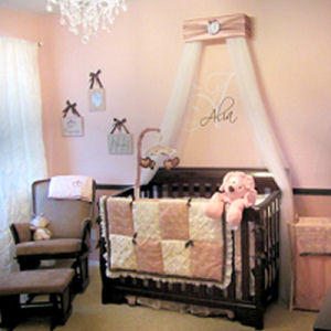 Baby Room Ideas On Princess Shower Gift Sets And Nursery Decor