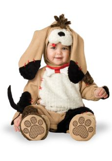 floppy ears puppy dog costume baby infant newborn Halloween