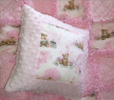 quilted baby bedding set nursery crib set quilt