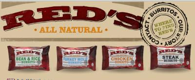 Red's All Natural Burritos