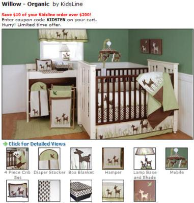 Rustic Nursery Ideas