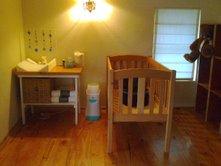 Rustic Teddy Bear Baby Nursery Theme