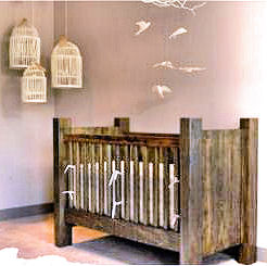 Baby nursery furniture plans