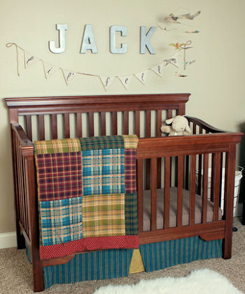 rustic baby bedding 2