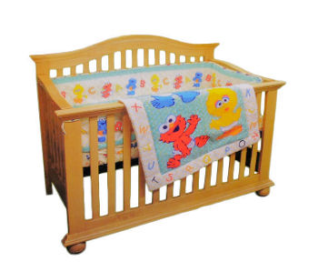 elmo sesame street baby bedding nursery crib bedding set pictures