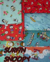 snoopy fabrics