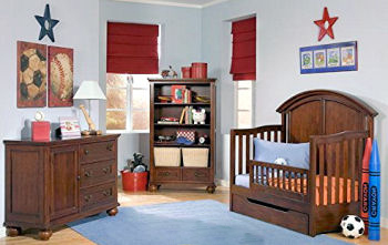 Nursery Design Ideas on Girl And Boy Sports Theme Nursery Bedding And Room Decorating Ideas