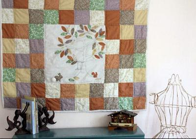 Squirrel Quilt Patterns Free Quilt Patterns