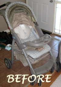 how to recover a baby stroller pattern sun shade sunshade seat cushion