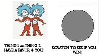 thing 1 and thing 2 dr seuss party supplies decorations favors invitations