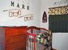 Future Fisherman Nursery Theme - Baby Boy's Hunting and Fishing Nursery Theme Ideas with DIY Wall Decorations and Craft Ideas