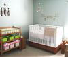 Modern Baby Girl Kitten Nursery Theme Decor