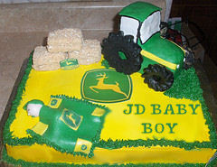 John Deere Baby Shower Ideas