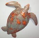 baby sea turtles wall sculpture art nursery