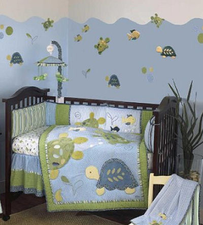 Best Turtle Nursery Theme Decorating Ideas