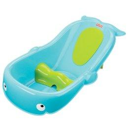 whale baby tub fisher price whale of a tub