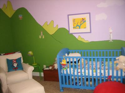 The Whimsical World of Dr. Seuss in Our Baby's Nursery