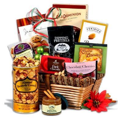 Christmas Gift Basket Classic