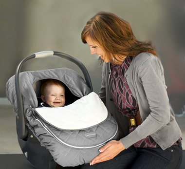 How To Keep Baby Warm In The Car Seat In Winter Without