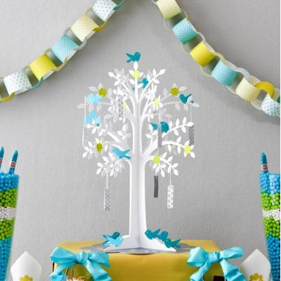 unique baby shower and party decorating ideas tree theme baby