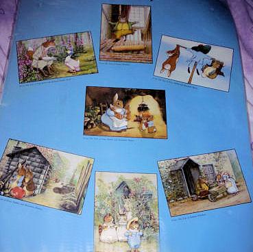 Vintage Beatrix Potter, Peter Rabbit Posters