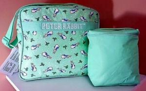 Beatrix Potter's Peter Rabbit Baby Diaper Bag and Bottle Tote