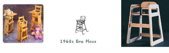Wooden baby high chair woodworking plans.Wood working blueprints