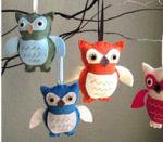 Owl Baby Nursery Theme Decorations