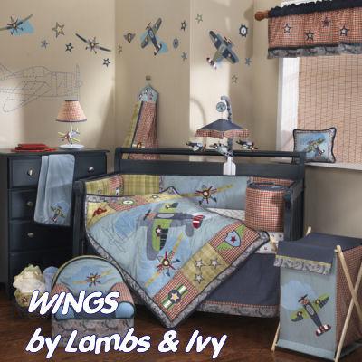 airplane baby crib nursery bedding rooms kids sets