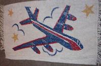 airplane rug room rug shaped shape area nursery bedroom rectangle round