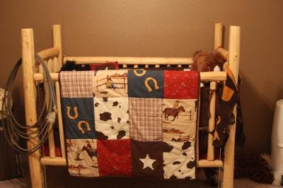 Western Theme Baby Nursery Ideas