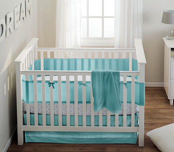 Aqua grey and white baby boy nursery ideas with turquoise and teal diy decor