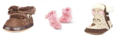 Baby Boots with Fur to Keep My Baby Girl's Feet Warm