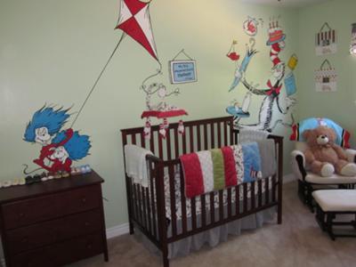 Baby Boy S Dr Seuss Nursery