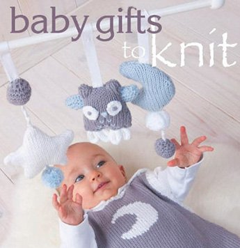 Baby knitting patterns gifts toys nursery crib mobiles