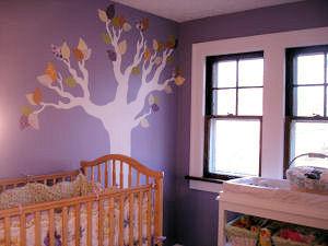 baby owl nursery theme design ideas
