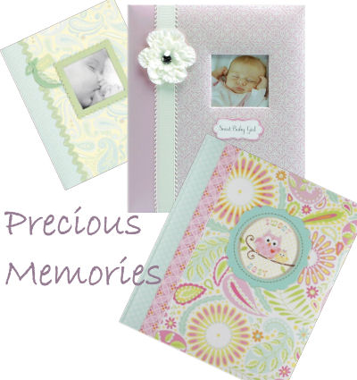 Examples of baby memory books for boys girls and books for either
