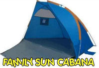 baby sun protection beach dome family size