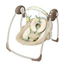 light baby travel swing camping