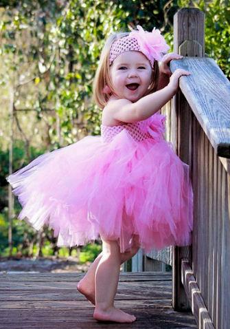 Ballerina baby picture ideas photo props tutu poses
