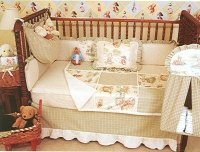 beatrix potter bedding set baby crib peter rabbit bunny