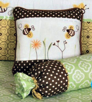 bee baby bedding busy bees nursery theme decorating ideas