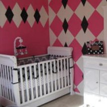 Pink Baby Nursery Ideas For Girls In A Variety Of Color