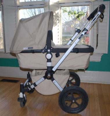 BUGABOO CAMELEON w SAND BASE and SAND CANOPY